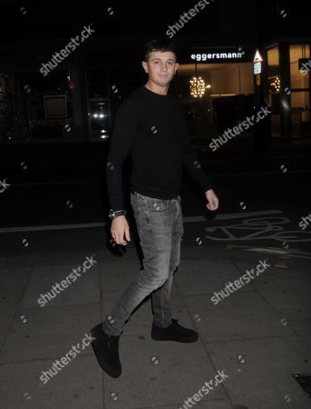 Editorial image of Various celebrities out and about, London, UK - 19 Apr 2019
