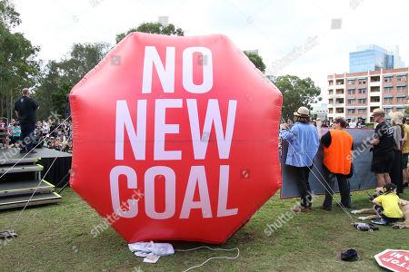 Rally to Stop Adani, Sydney