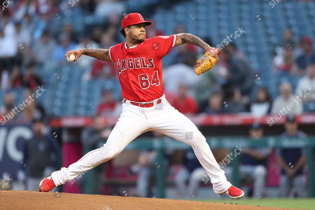 Seattle Mariners v Los Angeles Angels
