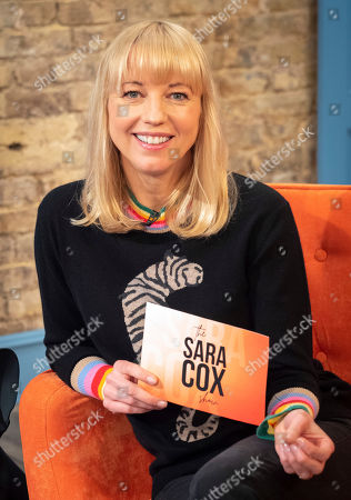 'The Sara Cox Show' TV show