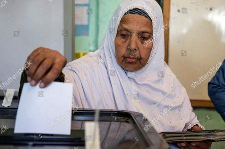 Constitutional Amendments Referendum, Egypt