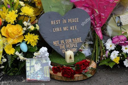 Journalist Lyra McKee shot dead in Derry
