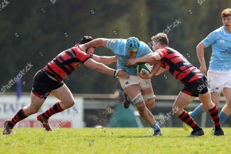Editorial picture of Bateman Cup Final, St. Mary's College RFC, Dublin  - 20 Apr 2019