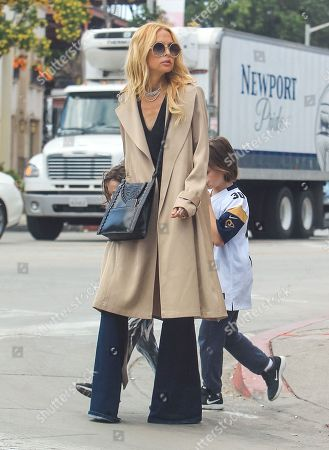 Rachel Zoe out and about, Beverly Hills