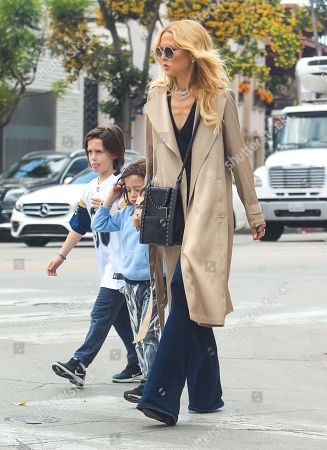Editorial picture of Rachel Zoe out and about, Beverly Hills, Los Angeles, USA - 19 Apr 2019