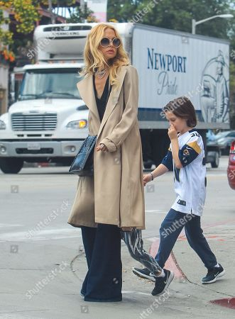 Editorial photo of Rachel Zoe out and about, Beverly Hills, Los Angeles, USA - 19 Apr 2019