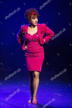 French comedian Noelle Perna.