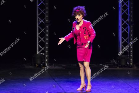 Editorial picture of 'Performance d'Acteur' festival at Theatre Debussy, Cannes, France - 19 Apr 2019