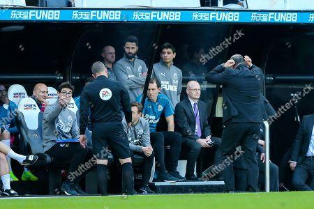 Editorial picture of Newcastle United v Southampton, Premier League - 20 Apr 2019