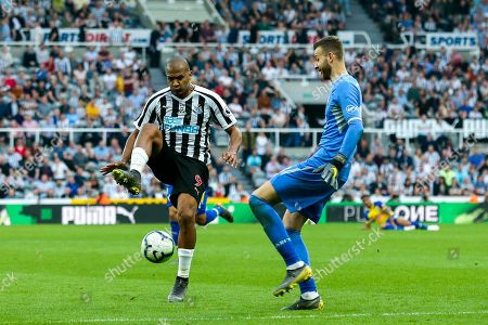 Editorial photo of Newcastle United v Southampton, Premier League - 20 Apr 2019