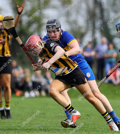 Editorial photo of Littlewoods Ireland Camogie League Division 2 Final, St. Rynagh's GAA, Banagher, Co. Offaly  - 20 Apr 2019