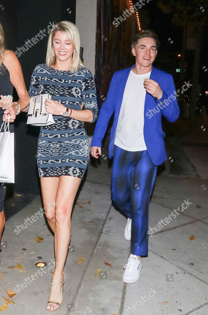 Jesse McCartney out and about, West Hollywood