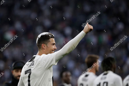 Editorial image of Soccer Serie A, Turin, Italy - 20 Apr 2019