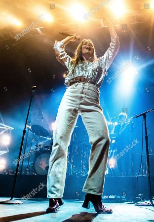 Maggie Rogers in concert at The Fox Theater, California