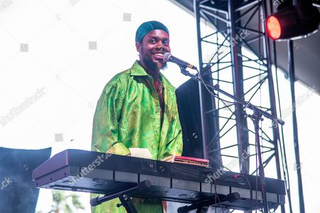 Serpentwithfeet, Josiah Wise. Serpentwithfeet performs at the Coachella Music & Arts Festival at the Empire Polo Club, in Indio, Calif