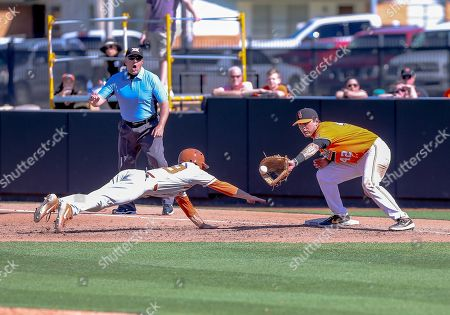 Editorial photo of NCAA Baseball Texas vs Oklahoma State, Stillwater, USA - 20 Apr 2019