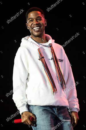 Kid Cudi performs during the Coachella Valley Music and Arts Festival in Indio near Palm Spring, California, USA, late 20 April 2019. The festival runs from 12 to 21 April 2019