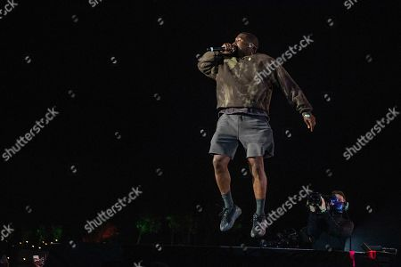 Editorial photo of 2019 Coachella Music And Arts Festival - Weekend 2 - Day 2, Indio, USA - 20 Apr 2019