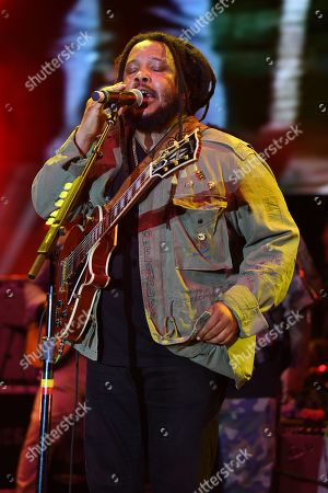 Stock Picture of Stephen Marley