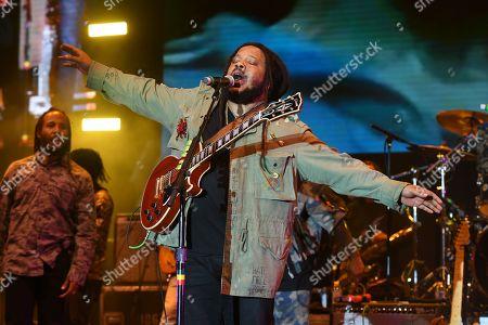 Stock Image of Stephen Marley