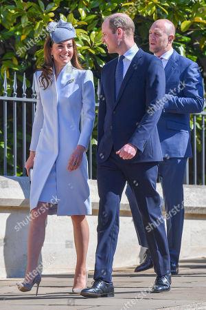 Catherine Duchess of Cambridge, Prince William