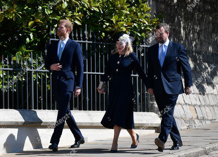 Editorial image of Royal Family Easter Service, Windsor, United Kingdom - 21 Apr 2019