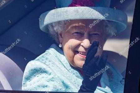Stock Photo of Queen Elizabeth II
