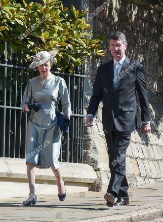 Princess Anne, Prince Harry, Tim Laurence