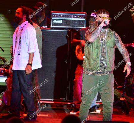 Damian Marley and Farruko
