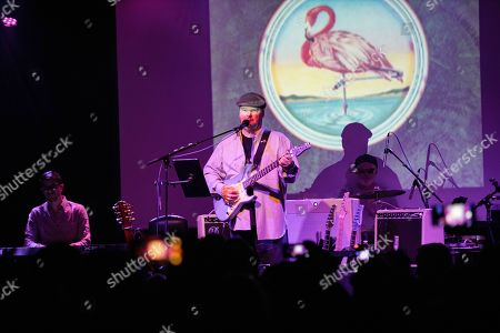 Editorial image of Christopher Cross in concert at The Independent in San Francisco, California, USA - 20 Apr 2019