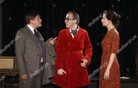 Christophe Barbier, Chloe Lambert, Pierre Val.