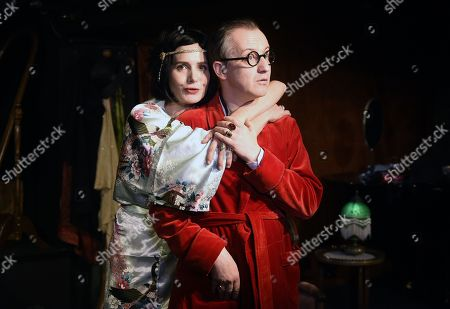 Editorial picture of 'Moa, Sacha' theatre performance at Poche Montparnasse theatre, Paris, France - 20 Apr 2019