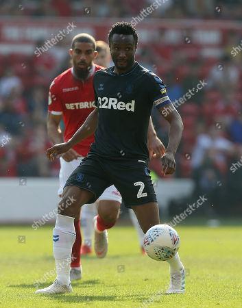 Middlesbrough's John Obi Mikel