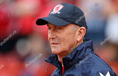 Middlesbrough Manager, Tony Pulis