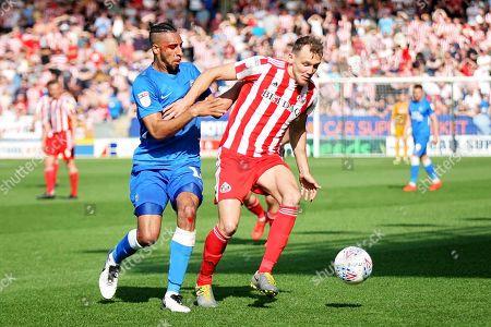 Editorial photo of Peterborough United v Sunderland, EFL Sky Bet League 1 - 22 Apr 2019