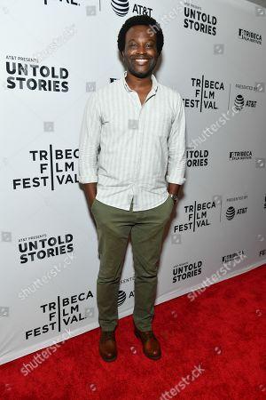 Stock Photo of Faraday Okoro