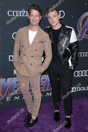 Editorial photo of 'Avengers: Endgame' Film Premiere, Arrivals, LA Convention Center, Los Angeles, USA - 22 Apr 2019