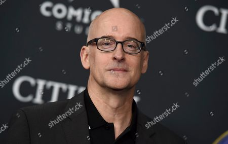 "Peyton Reed arrives at the premiere of ""Avengers: Endgame"" at the Los Angeles Convention Center on"