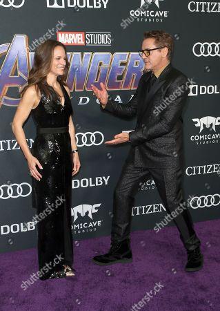 Susan Downey, Robert Downey Jr.