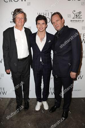 David Hare (Writer), Oleg Ivenko and Ralph Fiennes (Director)