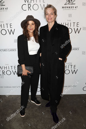 "Editorial photo of The Cinema Society Hosts a Special Screening of Sony Pictures Classics' ""The White Crow"", New York, USA - 22 Apr 2019"