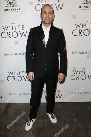 """Editorial photo of The Cinema Society Hosts a Special Screening of Sony Pictures Classics' """"The White Crow"""", New York, USA - 22 Apr 2019"""