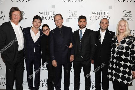 "Editorial picture of The Cinema Society Hosts a Special Screening of Sony Pictures Classics' ""The White Crow"", New York, USA - 22 Apr 2019"