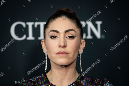 Natalia Cordova-Buckley poses for the photographers upon her arrival for the premiere of 'Avengers: Endgame' at the LA Convention Center in Los Angeles, California, USA, 22 April 2019. 'Avengers: Endgame' will be released in US theater on April 26.
