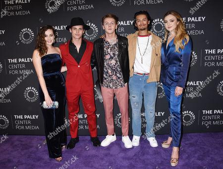 Editorial image of Cobra Kai Season 2 Premiere, Los Angeles, USA - 22 Apr 2019