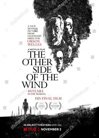 The Other Side of the Wind (2018) Poster Art