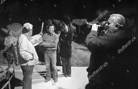 Oja Kodar and Orson Welles