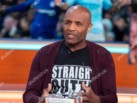 Stock Photo of Luther Blissett