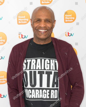 Editorial photo of 'Good Morning Britain' TV show, London, UK - 23 Apr 2019