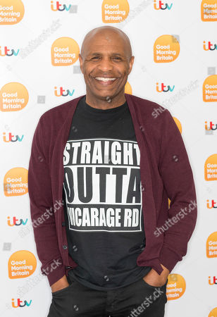 Editorial image of 'Good Morning Britain' TV show, London, UK - 23 Apr 2019